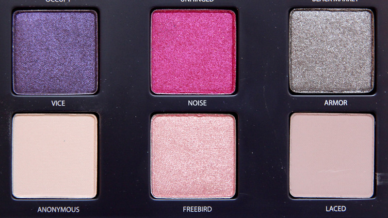 Urban Decay Vice palette5