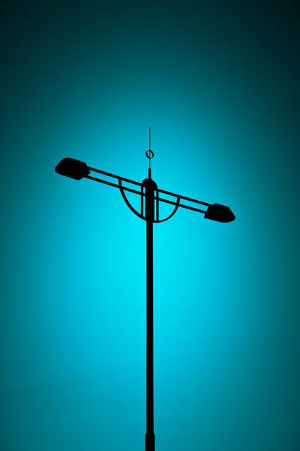 20121127_Streetlight Silhouette