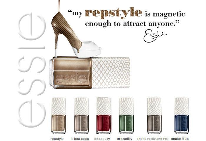 Essie Repstyle Nail Polish Collection | News | BeautyAlmanac