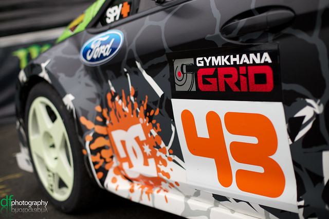 Monster Energy - Gymkhana Grid Final - Ken Block