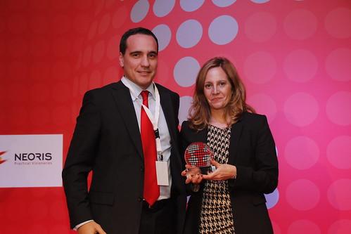 RedEmprendia Spin2012 Día 2: Entrega de premios
