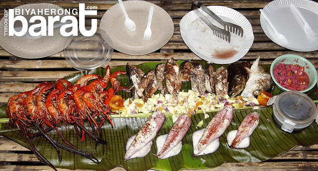 seafood feast in real quezon