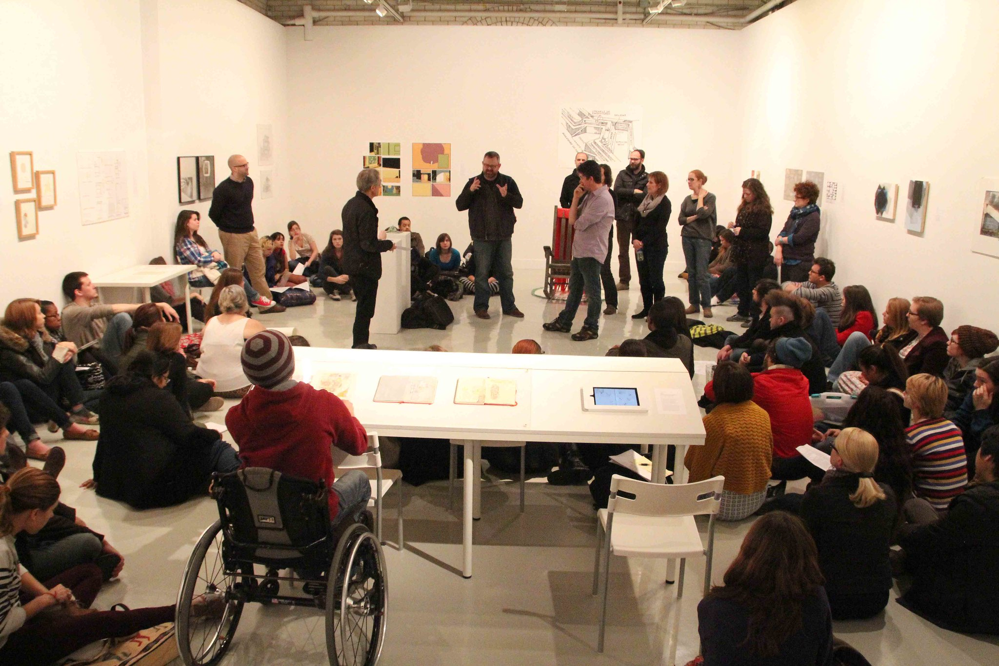 Thumbnail for Art and Design Faculty Address the 'Persistence of Drawing'