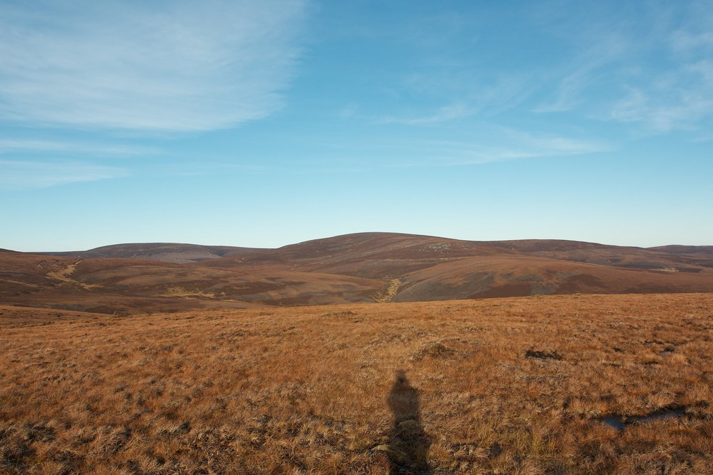 Towards Cook's Cairn