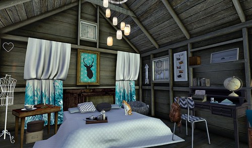 Home Sweet Home ♡ Winter Cottage ~ Inside