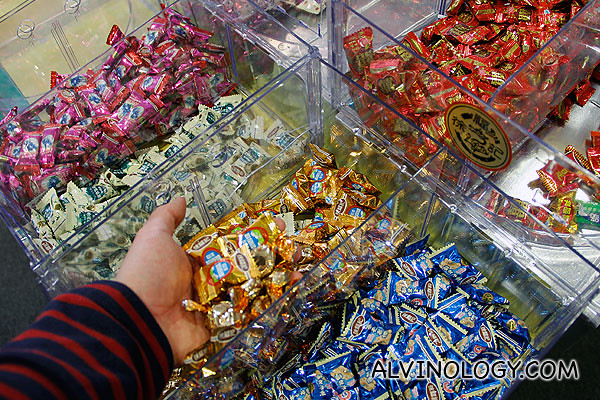 A China candy brand recently acquired by Nestle