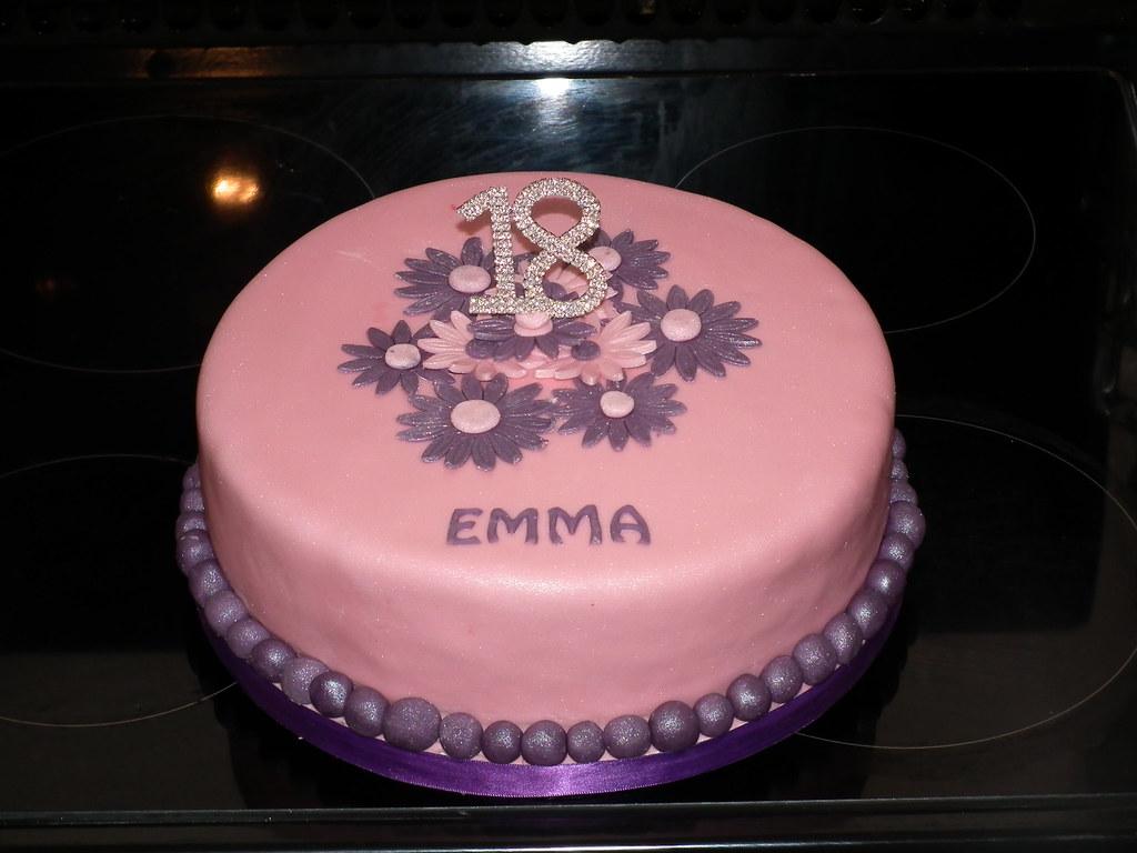 Happy Birthday Cake Fir Emma