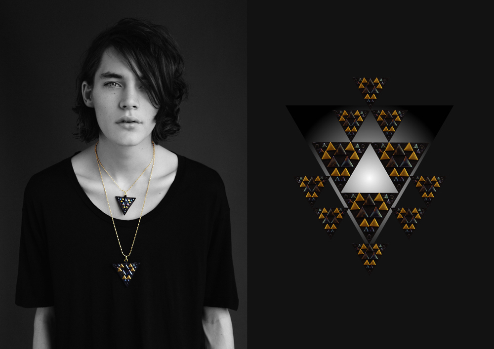 Jaco Van Den Hoven0699_BLACK TRIANGLE DESIGN 2011 2nd Collection