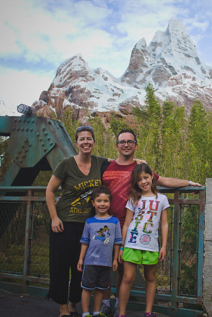 Disney's Animal Kingdom Everest
