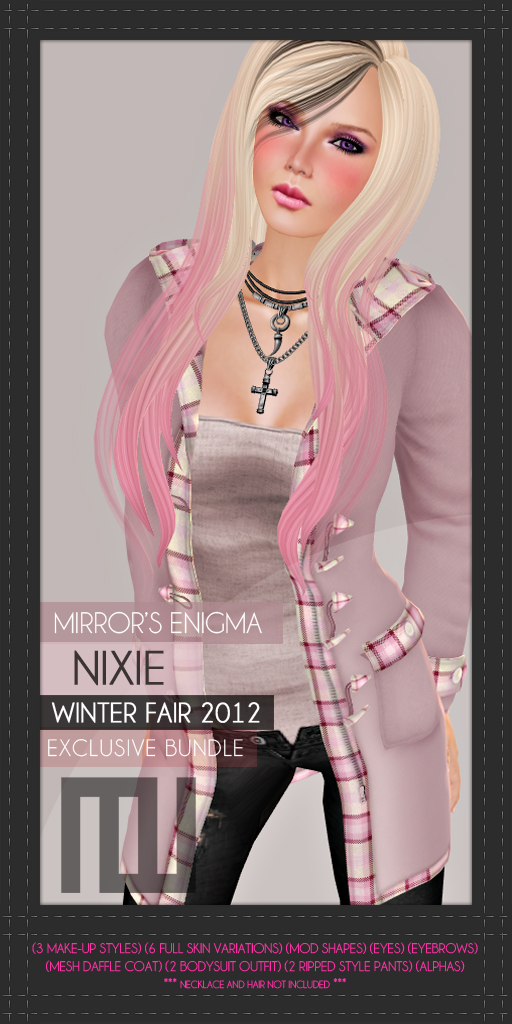 Nixie Winter Fair Excl. Bundle