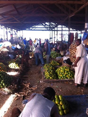 Tandale Market, Dar es Salaam