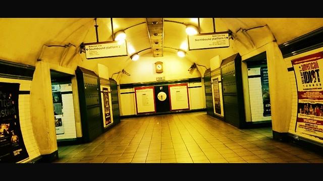 Maida Vale #emptyunderground #lomo #920