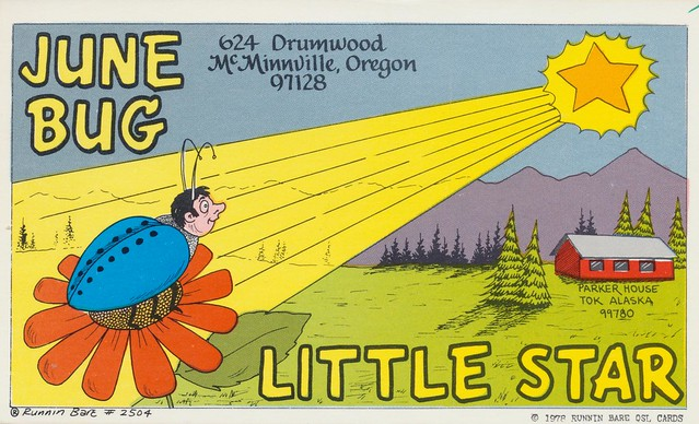 June Bug & Little Star - McMinnville, Oregon