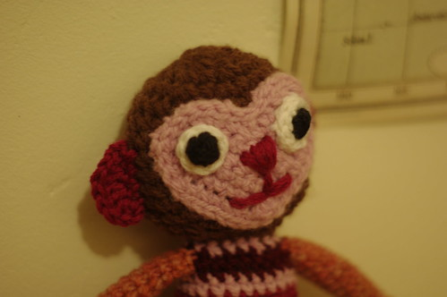 amigurumi #74 monkey magic 2