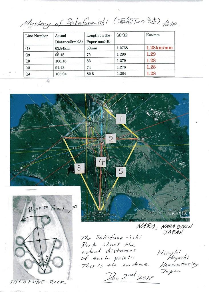 111 Mystery of Sakafuneishi by Hiroshi Hayashi酒船石