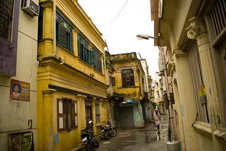 Thopu Steet, Triplicane, Chennai