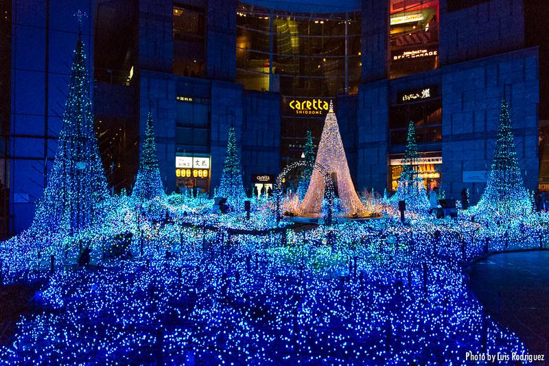 Luces Navidad Caretta Shiodome-17