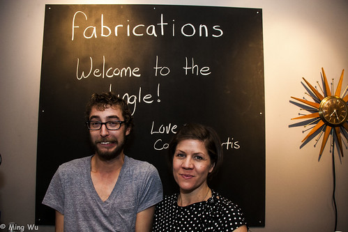 Fabrications - Grand Opening