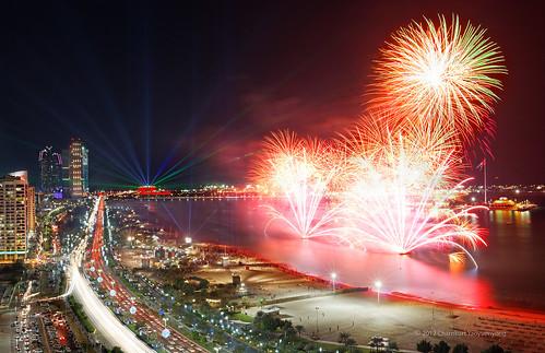 Happy National Day, United Arab Emirates! {explored}