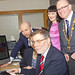 Opening of the Digital Arts Studio at Rath Mor, Creggan, 30 November 2012