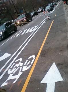 dearborn bike lanes