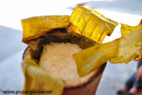Bamboo Cake (Binongey)