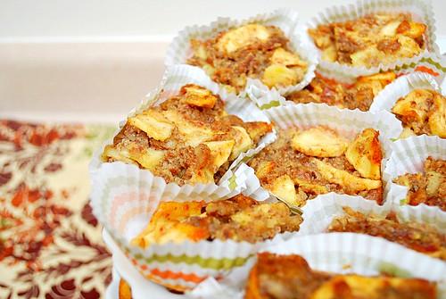 Swedish Apple Pie Squares