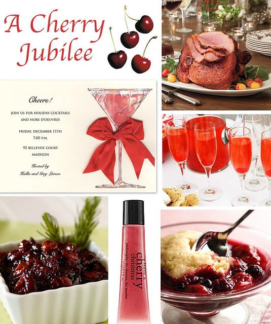 A Cherry Jubilee