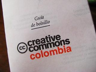 Foto de la Guía de bolsillo Creative Commons
