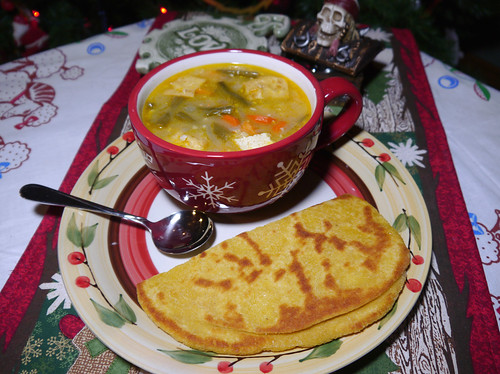 2012-12-05 - CVK Veggie Stew & Tofu Puffs - 0021