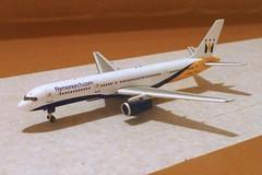 Monarch Boeing 757 8