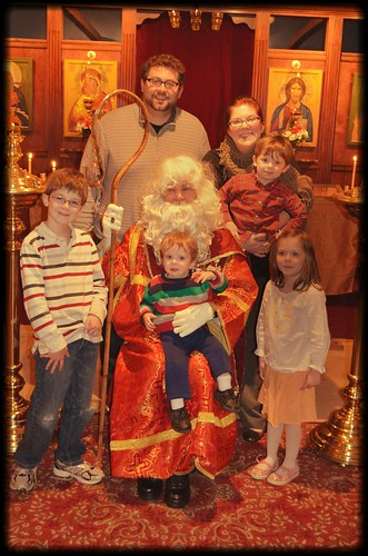 St Nicholas and Our Family