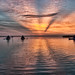 Sunrise Kayaking by Sco†† C. Hansen (TheHansenGallery.com)