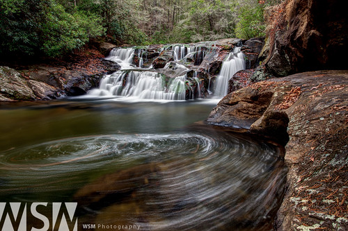 longexposure nature water creek georgia landscape waterfall swirl hdr northgeorgia dickscreek photomatix dickscreekfalls