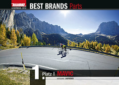 Mavic voted on top in German Reader's Choice awards