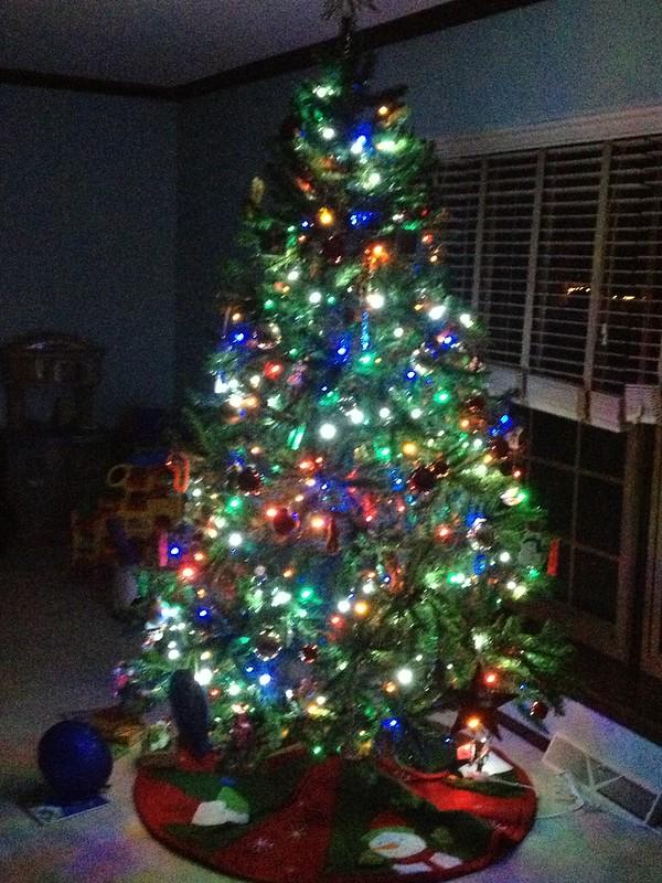 346 xmax tree