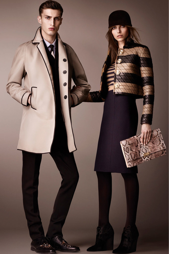 Charlie France0283_Burberry Prorsum's Pre-Fall 2013 Collection(Homme Model)