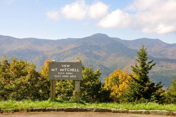 Mt Mitchell
