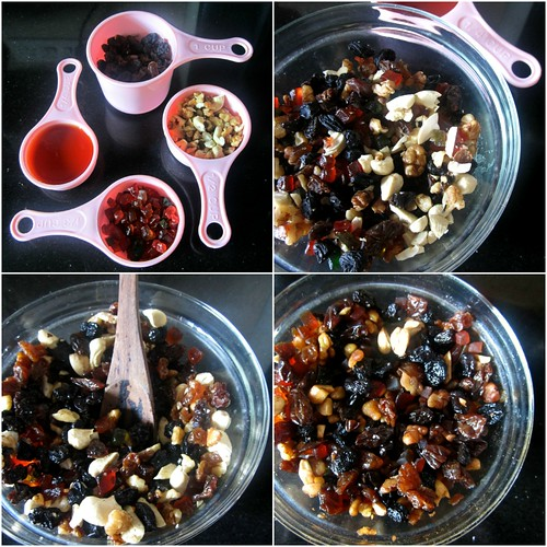 Light Fruit Cake-step1