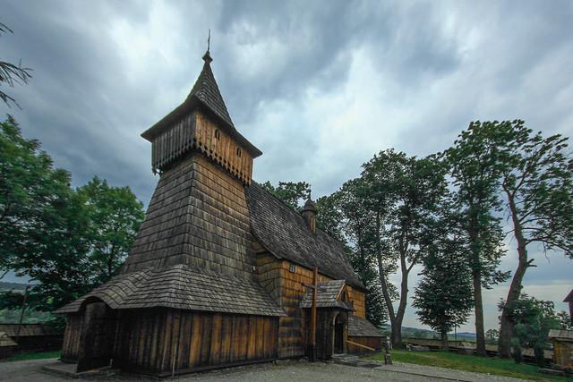 マウォポルスカ南部の木造聖堂群の画像 p1_2