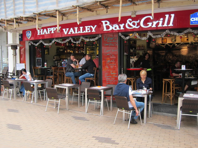 Happy Valley Bar & Grill