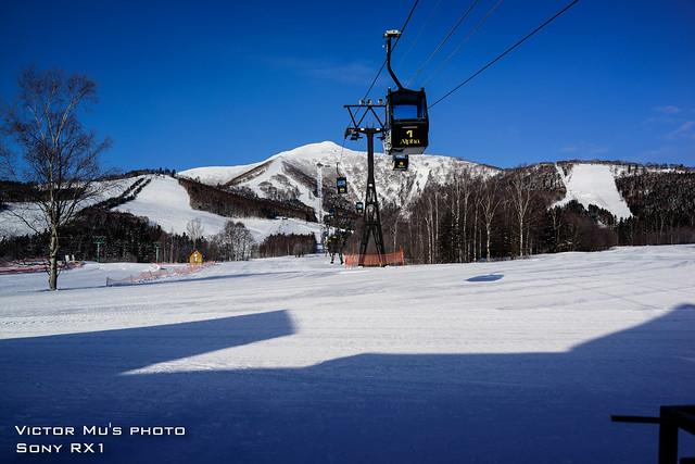 北海道 星野度假村 滑雪場