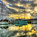Let the light shine thru, Port of Poulsbo by Pastv4