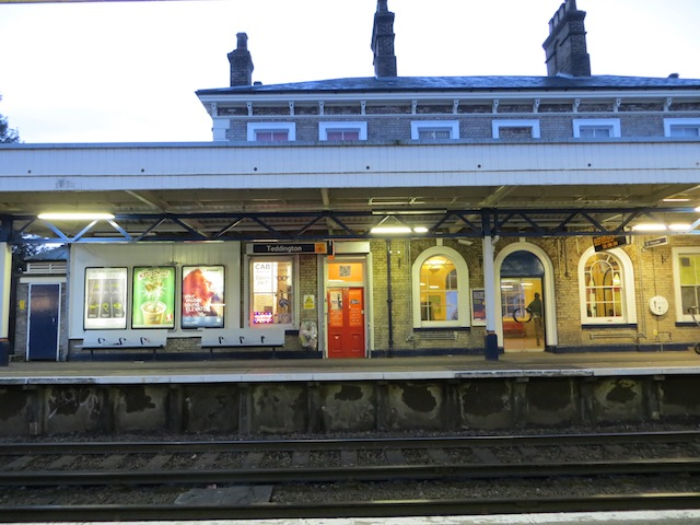 Teddington Station