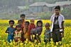 Adorable Village Children in Bangladesh by a Soul of Bangladesh