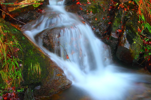 Cascada . Efecto Seda #Photography #Foto #Flickr 2