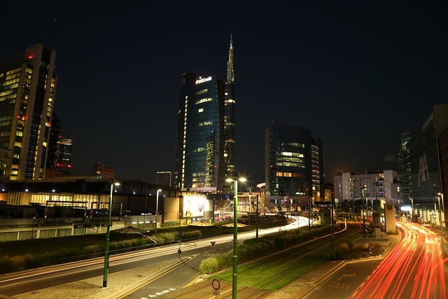 Milano By Night.