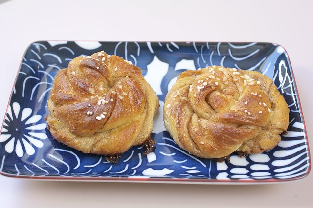Brioches cardamome et cannelle