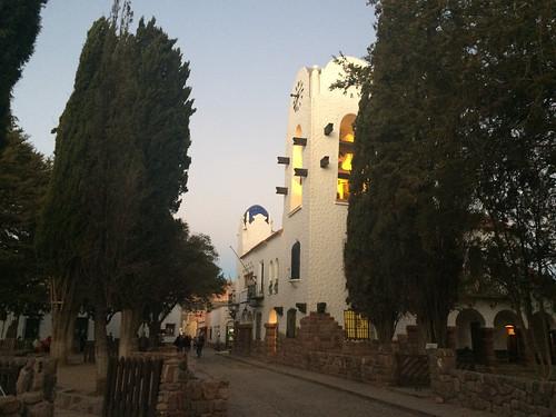 Humahuaca: el Cabildo by night