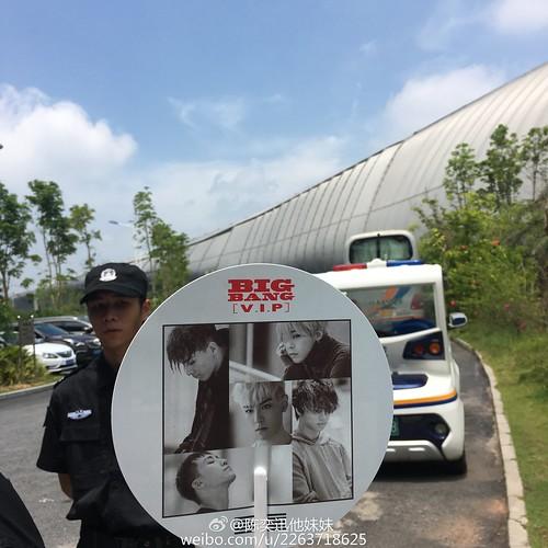 BIGBANG Arrival Nanning (33)